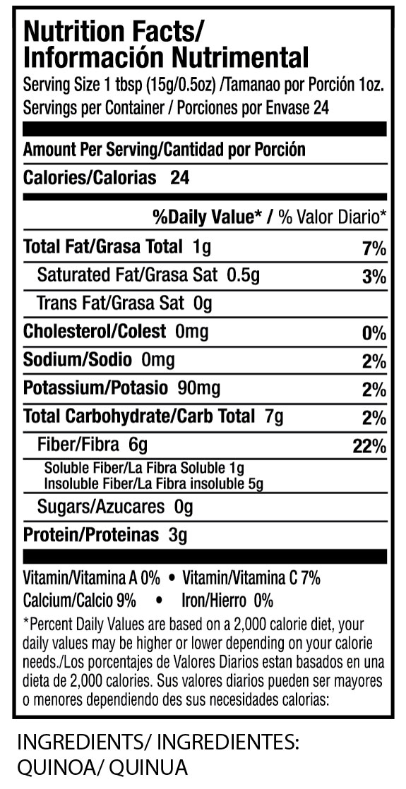 nutritional-facts-quinoa
